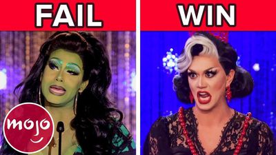 Top 10 RuPaul's Drag Race Roast Wins & Fails