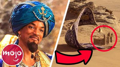 Top 10 Small Details You Missed in Aladdin (2019)