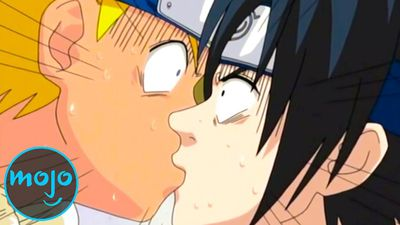 Top 10 Awkward Anime Kisses