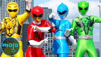 Top 10 Japanese Superhero Franchises