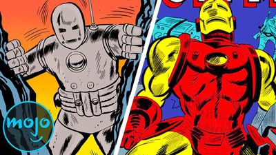 Top 10 Iconic Superhero Redesigns