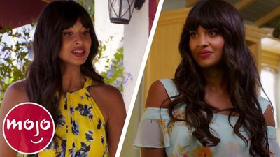 Top 10 Tahani Al-Jamil Outfits on The Good Place