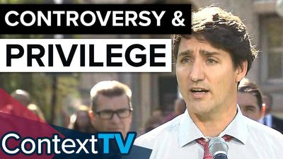 Justin Trudeau, Brownface and Privilege
