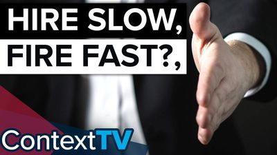 Hire Slow, Fire Fast?