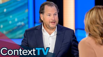 Why Is Marc Benioff Coming Out Against Capitalism?