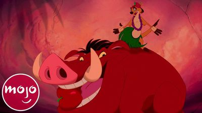 Top 10 Best Timon & Pumbaa Moments