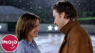 Top 10 Most Romantic Moments in Christmas Movies