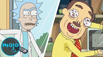 Top 10 Best Rick and Morty Interdimensional Cable Moments Ever
