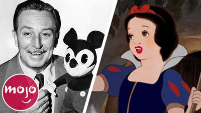 The True Story of Walt Disney
