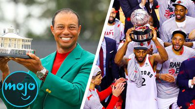 Top 10 Iconic North American Sports Moments of the Last Decade