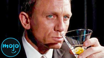 Top 10 Cocktails Made Famous by Film and TV