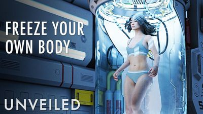 What If You Were Cryogenically Frozen? | Unveiled