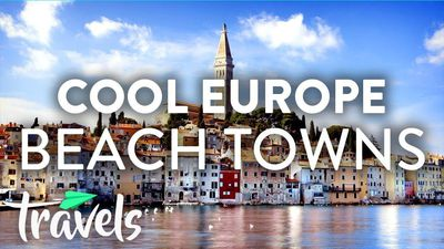 Seriously Amazing Europe Beach Towns | MojoTravels