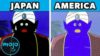 Top 10 Anime Characters That Were Changed In America