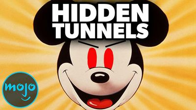 Top 10 Things You DON'T See at Disney World