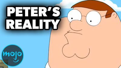 Top 10 Craziest Family Guy Fan Theories (That Might Be True)