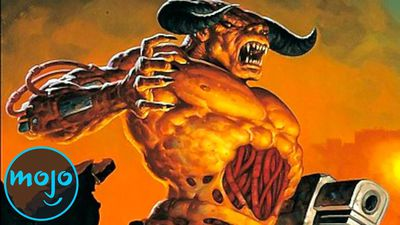 Top 10 Toughest Doom Monsters That Took All Your Ammo