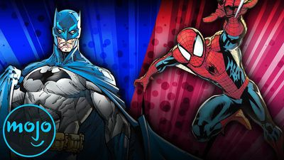 The Ultimate Superhero Bracket: Batman vs Spider-Man | Part 3