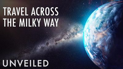 How Long Would it Take to Travel the Milky Way? | Unveiled