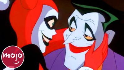 Top 10 Animated Villainous TV Couples