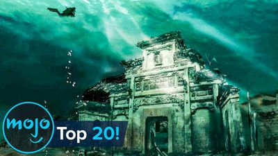 Top 20 Creepiest Abandoned Places Around the World