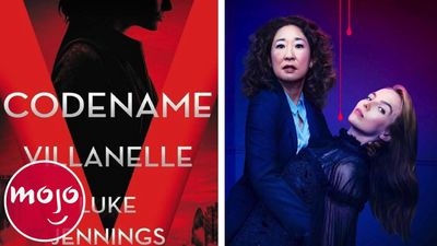 Top 10 Differences Between Killing Eve Books & TV Show