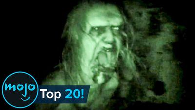 Top 20 Scariest Movie Endings