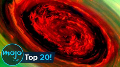 Top 20 Strangest Things In Our Solar System