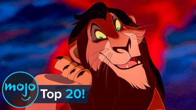 Top 20 Scariest Animated Movie Deaths