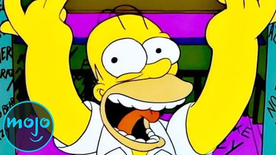 Top 10 Homer Simpson Freakouts