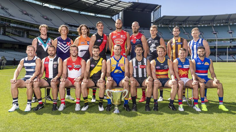 EXPLAINER: Tigers, Magpies favoured for AFL grand final return: captains call