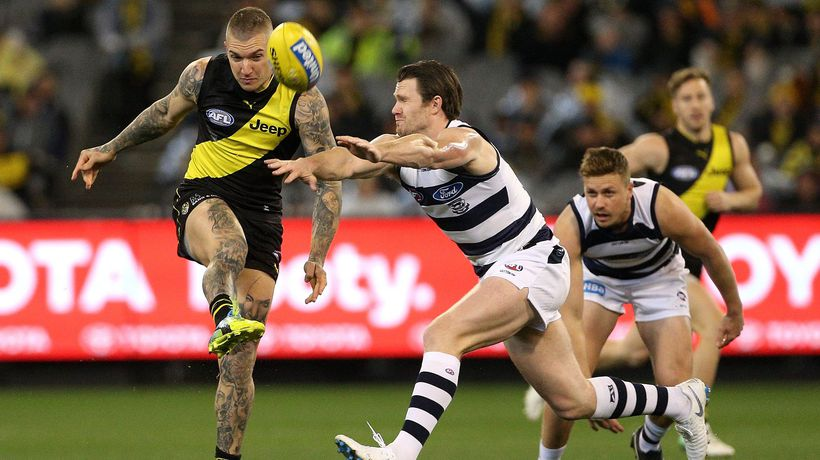 MCG set for two AFL blockbusters