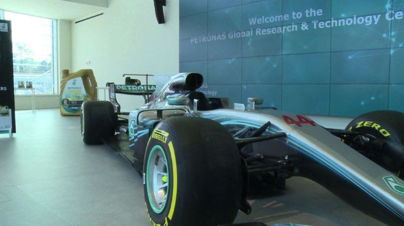 Aerodynamics and fluids, how F1 keeps it cooler and faster