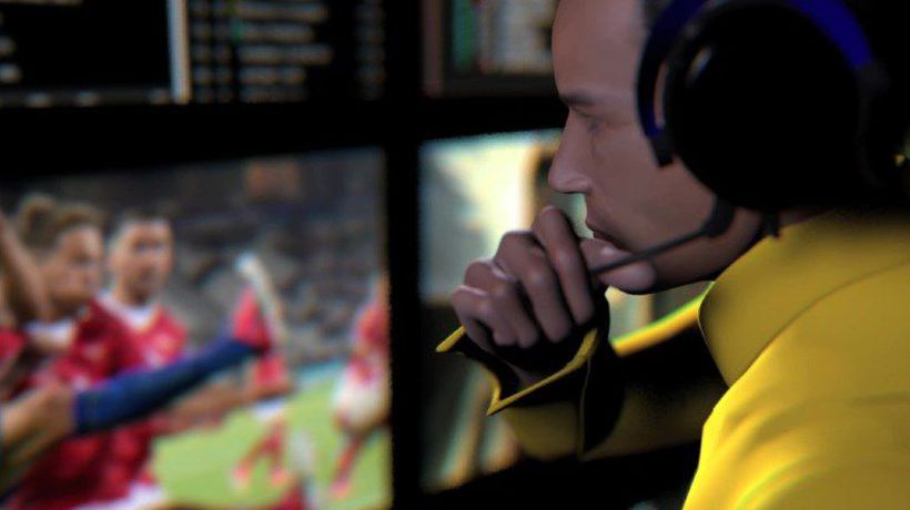 Video technology in football