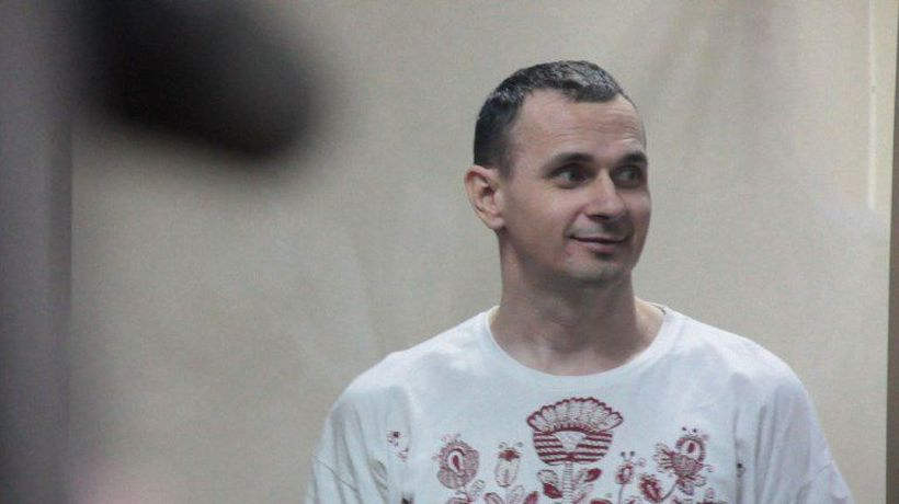 Cousin of jailed Sakharov Prize winner Oleg Sentsov speaks