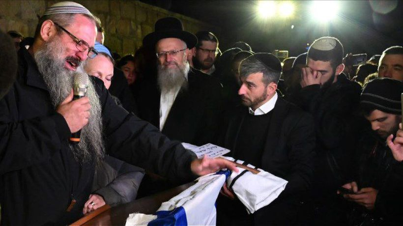 Funeral held for Israeli baby after West Bank shooting