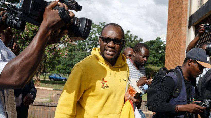 Zimbabwe activist in court for 'subversion' after protests