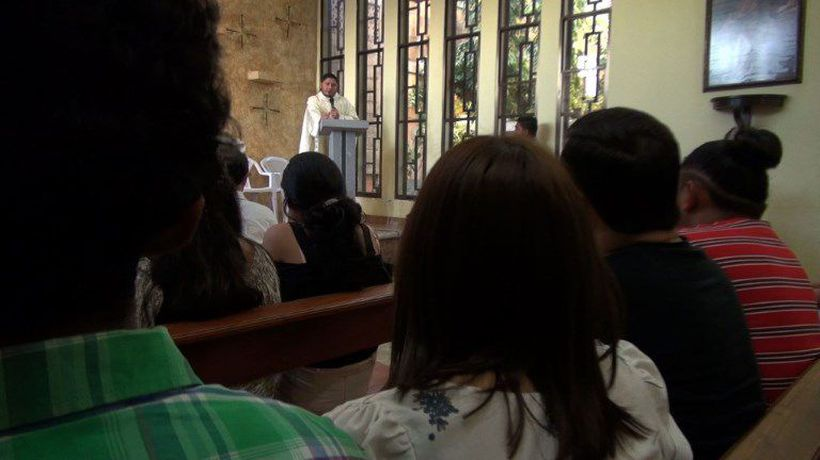Young Nicaraguans risk everything to go see the Pope in Panama