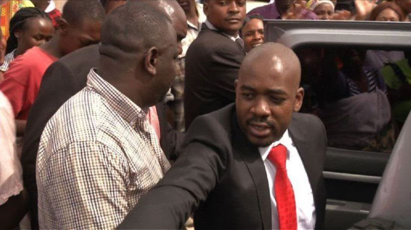 Zimbabwean opposition attends funeral of protest victim