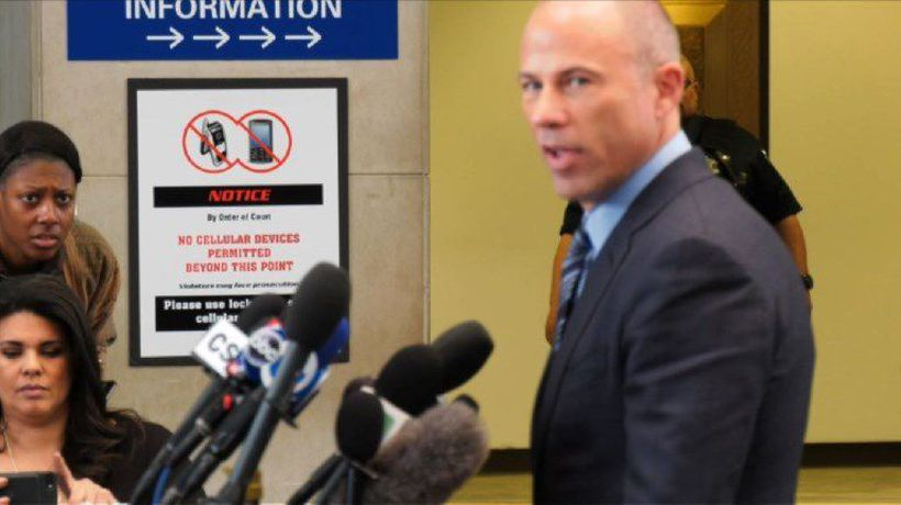 Avenatti says 2nd R. Kelly tape shows sex assault of a minor