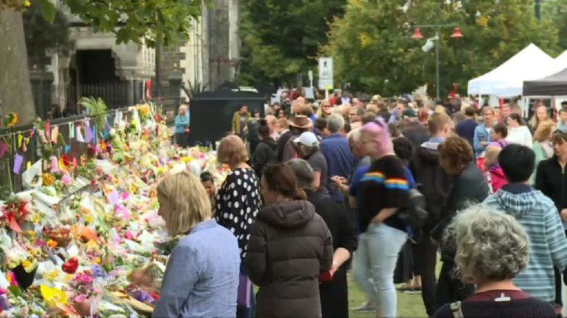 New Zealanders pay tribute to Christchurch shooting victims