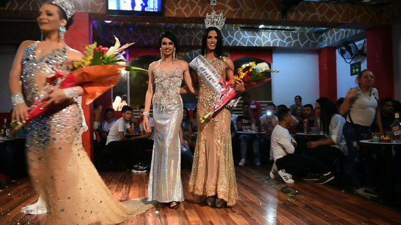 Colombia holds gay Miss Universe beauty pageant