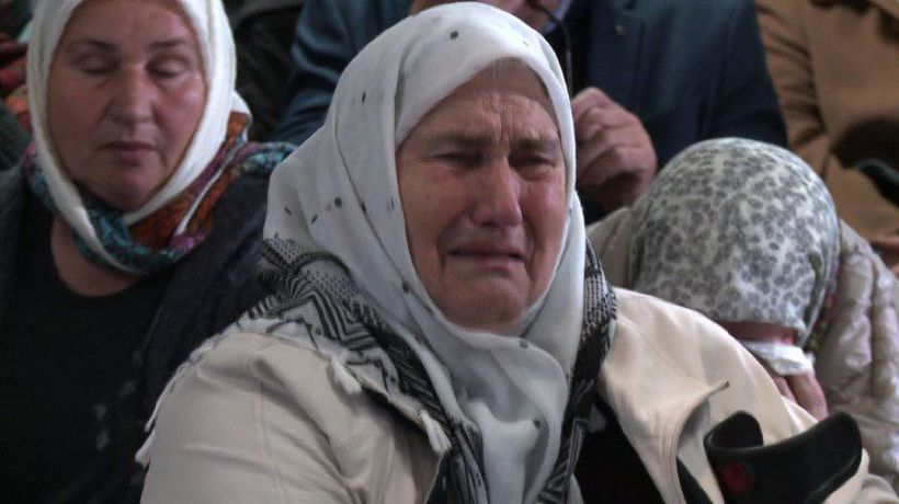 Srebrenica survivors applaud Karadzic life sentence