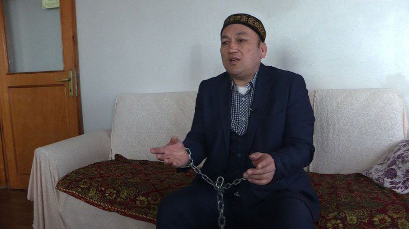 Former Muslim detainee tells of China camp traumas