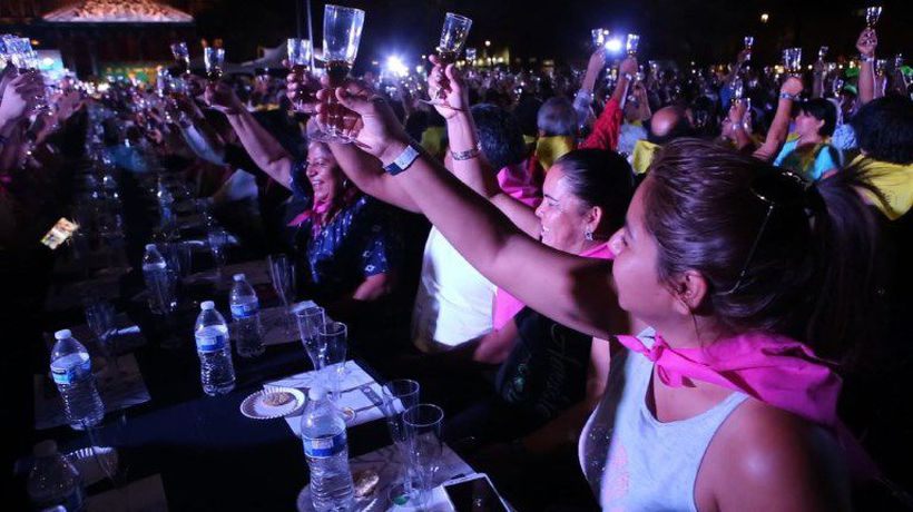 World's largest tequila tasting enters Guinness book of records