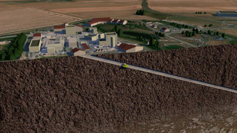 The CIGEO nuclear waste project