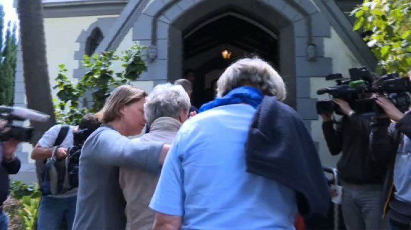 Mass is held in Madeira for German victims of bus crash