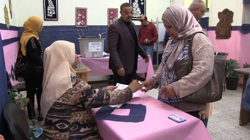 Egyptians vote on final day of referendum to extend Sisi's rule
