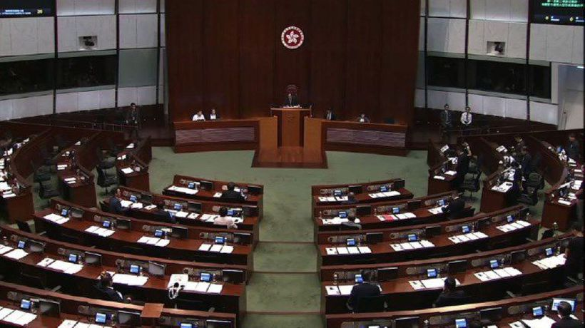 HK pro-democracy lawmakers call on Carrie Lam to step down