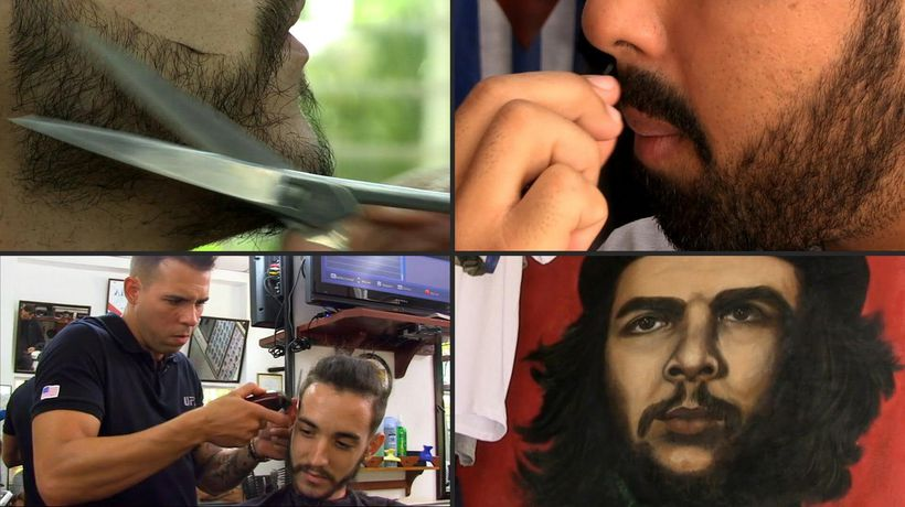 Cuba's rebels no longer sport iconic beards, but youngsters do
